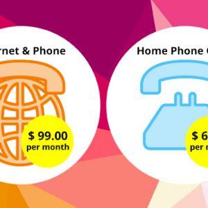 Internet & Phone